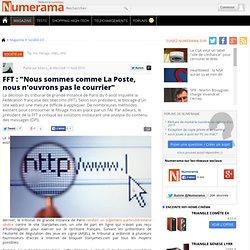 """FFT : """"Nous sommes comme La Poste, nous n'ouvrons pas le courrier"""" - Numerama"""