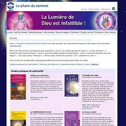 Le Phare du Sommet: Publications-Livres
