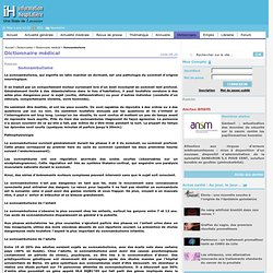 Somnambulisme : Symptômes - Causes - Diagnostics - Traitements - Dictionnaire Santé - Encyclopédie médicale - Description pathologie