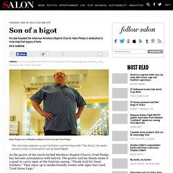 Son of a bigot