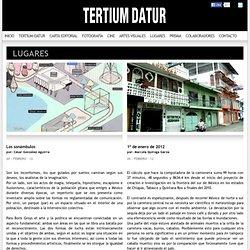 Lugares - Tertium-Datur