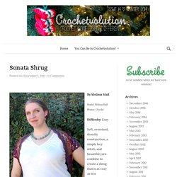 Sonata Shrug