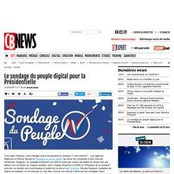 Le sondage du peuple digital pour la Présidentielle