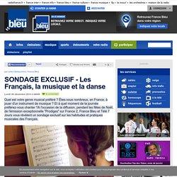 SONDAGE EXCLUSIF - Les Français, la musique et la danse