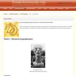 Sonderkommando - David Olère [HDA]