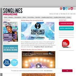 Songlines - world music magazine - news, reviews, concert listings