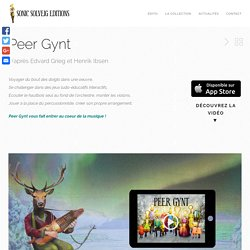 Peer Gynt - Sonic Solveig