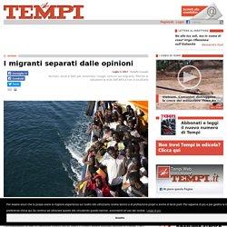 Chi sono i migranti che arrivano in Italia