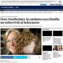 Dory Sontheimer, la catalana cuya familia no sobrevivió al holocausto