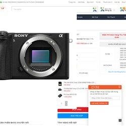 Máy Ảnh Sony Alpha A6600 Body giá rẻ, chính hãng Trả Góp 0% tại Kyma