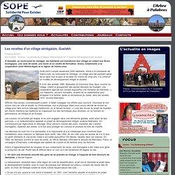 SOPE - Solidarité Pour Exister