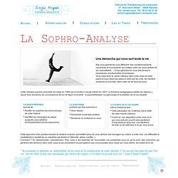 La sophro-analyse une demarche qui vous sert toute la vie