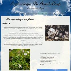 Sophrologie Pic Saint Loup