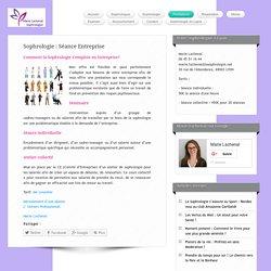 Sophrologie - Séance en Entreprise - Séminaire - Ateliers Collectifs