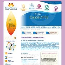 Formation en sophrologie et relaxation