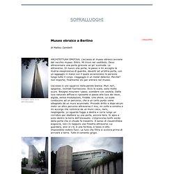 Museo Ebraico a Berlino - Matteo Zambelli