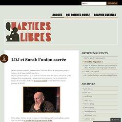 LDJ et Soral: l'union sacrée