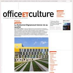 La Sorbonne-Clignancourt donne vie au quartier