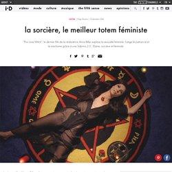 la sorcière, le meilleur totem féministe