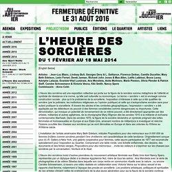 L'Heure des sorcières - Le Quartier, Centre d'art contemporain de Quimper