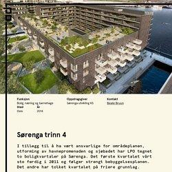 Sørenga trinn 4 – LPO Arkitekter