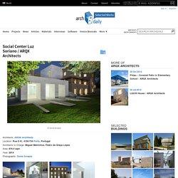 Social Center Luz Soriano / ARQX Architects