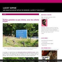 Sorties gratuites ou pas chères, avec les enfants à Lyon - Lucky Sophie, blog maman, famille nombreuse, bons plans