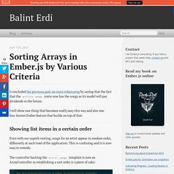 Sorting arrays in Ember.js by various criteria - Balint Erdi