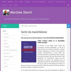 Sortir du manichéisme – Martine Storti