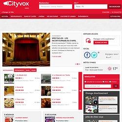 Sortir à Paris avec Cityvox