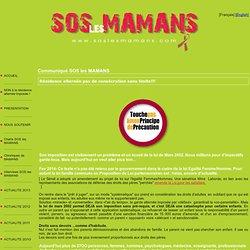 SOS les MAMANS