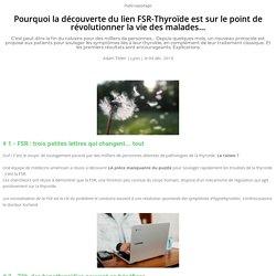 SOS Th 1 – FSR – SOS Thyroïde