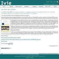 Estudio sobre la sostenibilidad del sistema sanitario público en España y sus comunidades autónomas