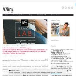 La Moda Sostenible destacará en MOMAD Metropolis