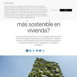 ¿Cómo puede España ser más sostenible en vivienda?