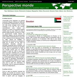 Soudan histoire