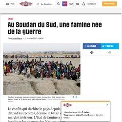 Au Soudan du Sud, une famine née de la guerre