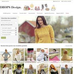 DROPS Design - Modèles gratuits et fils de haute qualité