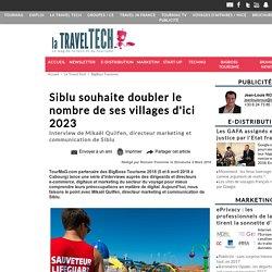 Siblu souhaite doubler le nombre de ses villages d'ici 2023