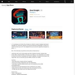 Soul Knight dans l'App Store