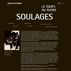Soulages [ Introduction ]