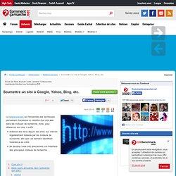 Référencer son site : les moteurs de recherche