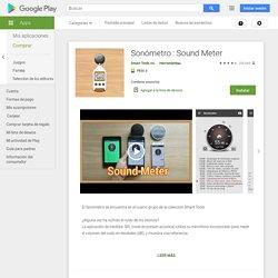 Sonomètre - Sound Meter - AndroidMarket