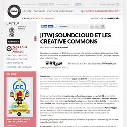 [itw] Soundcloud et les Creative Commons » Article » OWNI, Digital Journalism