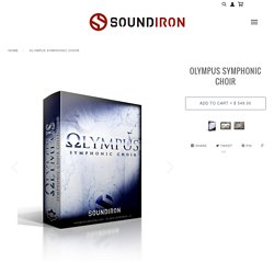 Soundiron Olympus Symphonic Choir - Latin & Russian choir for Kontakt