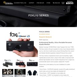 foxLv2 Series by Soundmatters
