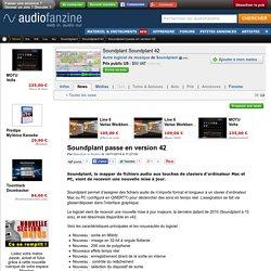Soundplant met à jour son logiciel de mapping de sons au clavier d'un Mac/PC