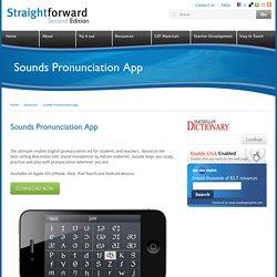 Sounds Pronunciation App