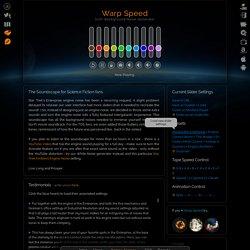 Ultimate SciFi Spaceship Soundscape