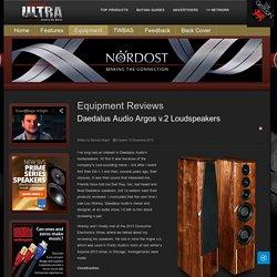 Daedalus Audio Argos v.2 Loudspeakers